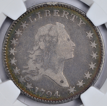 Picture of 1794 FLOWING HAIR 50C VF20
