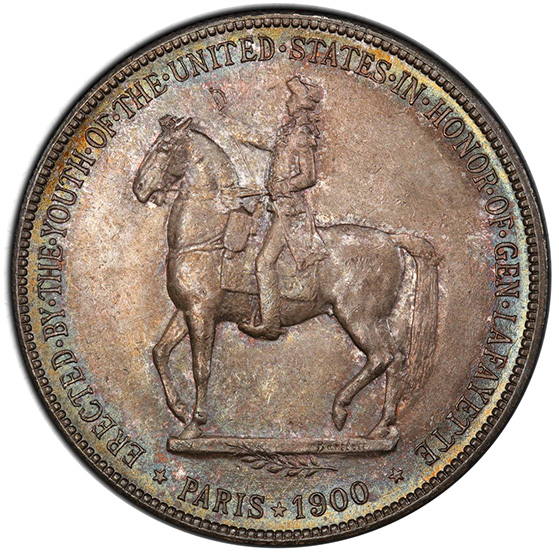Picture of 1900 LAFAYETTE S$1 MS65