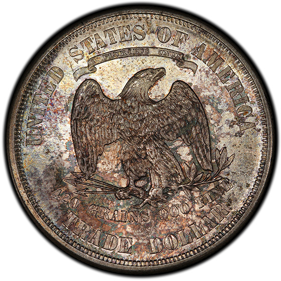 Picture of 1875-S TRADE T$1 MS65