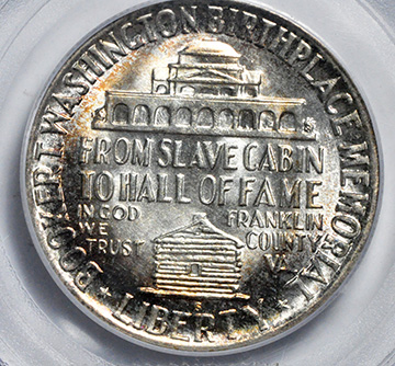 Picture of 1948-S BTW SILVER 50C MS67