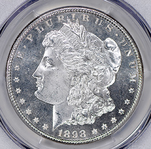 Picture of 1898 MORGAN S$1 MS67 Proof Like