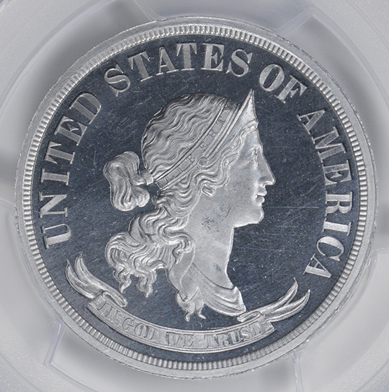 Picture of 1870 STANDARD 50C J-986 PR66 Deep Cameo