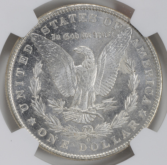 Picture of 1901-O MORGAN S$1 MS65 DMPL