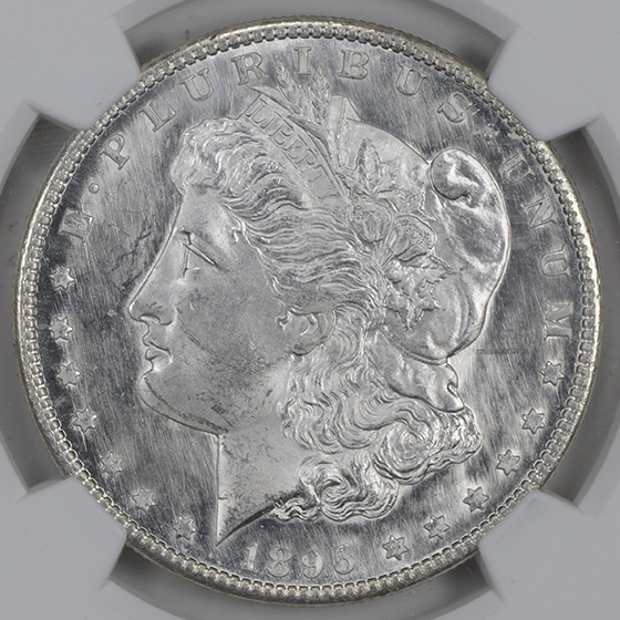 Picture of 1895-S MORGAN S$1 MS65 Proof Like