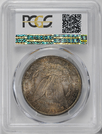 Picture of 1896-S MORGAN $1 MS65+