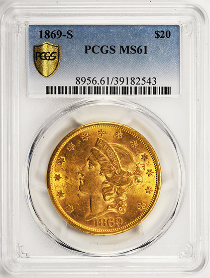 Picture of 1901-O MORGAN S$1 MS66+ Proof Like