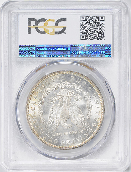 Picture of 1894-O MORGAN S$1 MS65