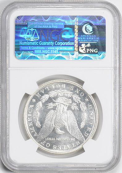 Picture of 1885-S MORGAN S$1 MS65 Proof Like
