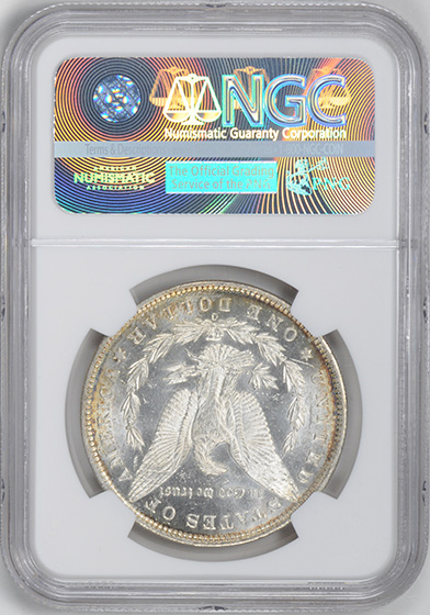 Picture of 1890-O MORGAN S$1 MS65 DMPL