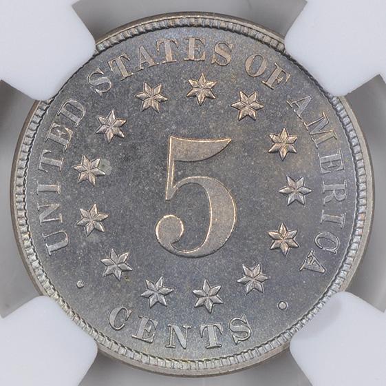 Picture of 1882 SHIELD 5C PR68+