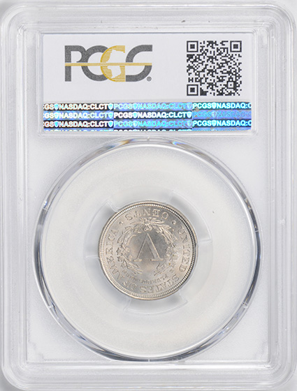 Picture of 1907 LIBERTY 5C MS66+