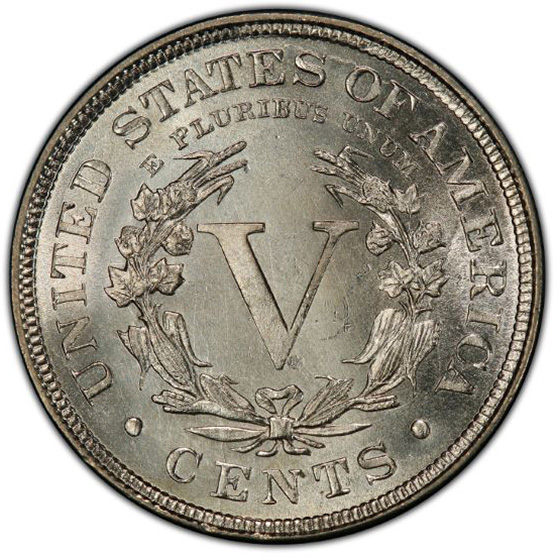 Picture of 1886 LIBERTY 5C MS66