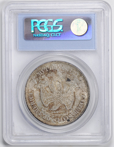 Picture of 1873-S TRADE T$1 MS63