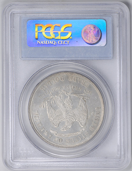 Picture of 1877 TRADE T$1 MS64