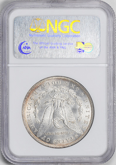 Picture of 1894 MORGAN S$1 MS61
