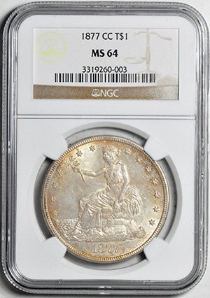 Image of 1877-CC TRADE T$1