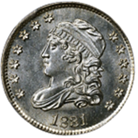 Picture for category Capped Bust Half Dimes