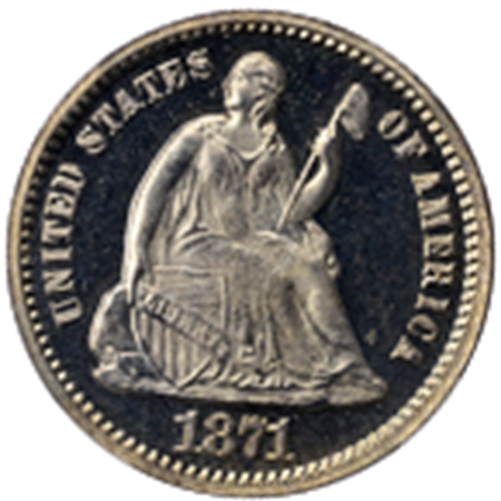 Picture for category Liberty Seated Half Dimes
