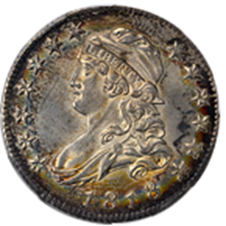 Picture for category Capped Bust Quarters