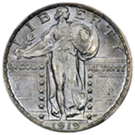 Picture for category Standing Liberty Quarters