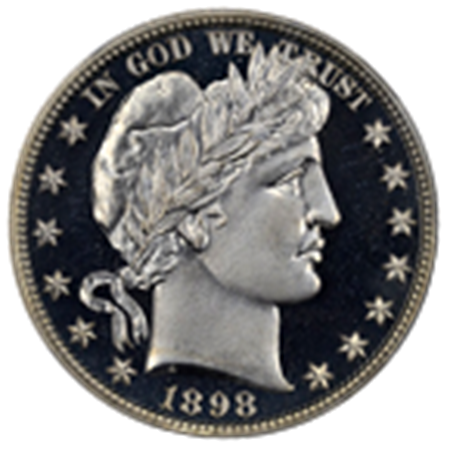 Picture for category Barber Half Dollars