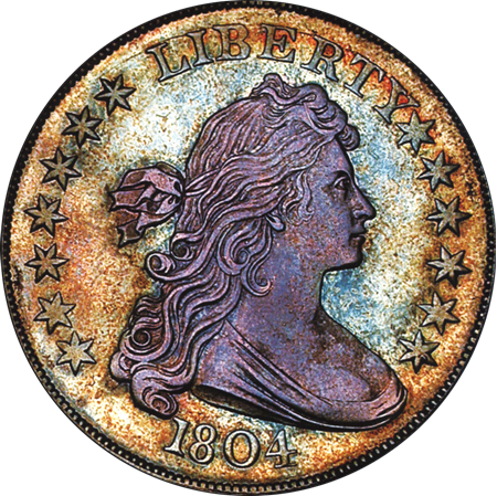 Picture for category Draped Bust Dollars