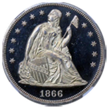 Picture for category Liberty Seated Dollars