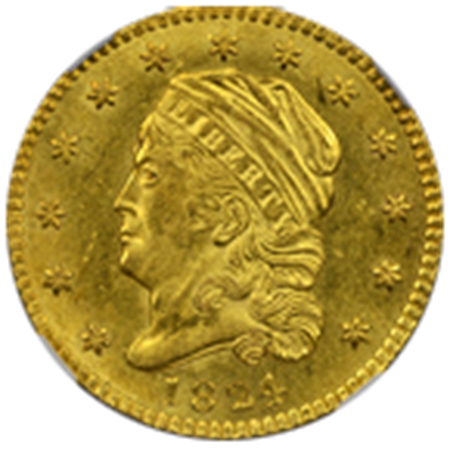 Picture for category Capped Bust $2.5