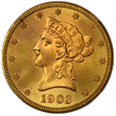 Picture for category Liberty Head $10