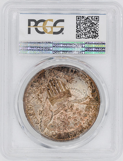 Picture of 1799 DRAPED BUST $1 MS64+