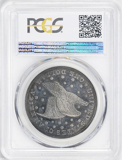 Picture of 1836 GOBRECHT $1 J-60 RESTRIKE PR63