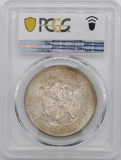 Picture of 1873 TRADE T$1 MS65