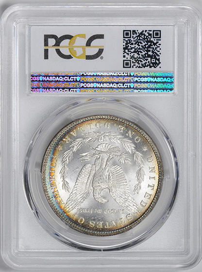 Picture of 1879 MORGAN $1 MS66+