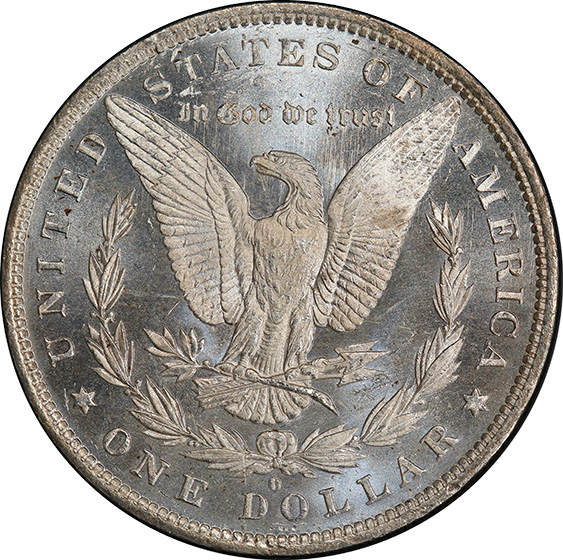 Picture of 1882-O MORGAN S$1 MS65 DMPL