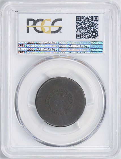 Picture of 1793 CHAIN 1C, AMERICA VG08
