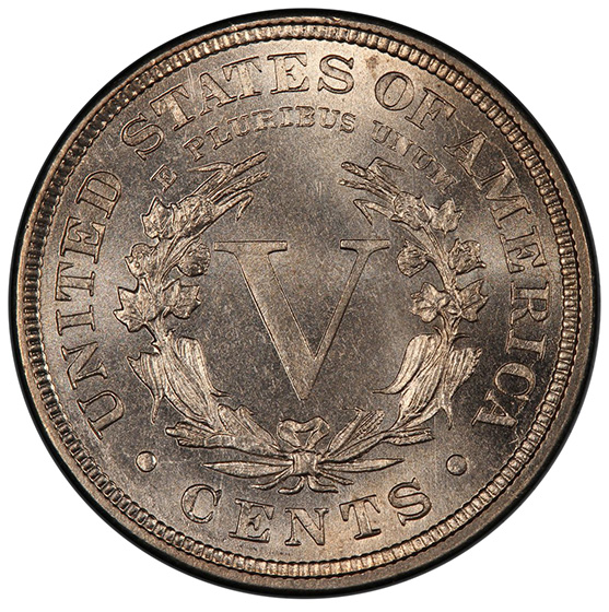 Picture of 1885 LIBERTY 5C MS66+