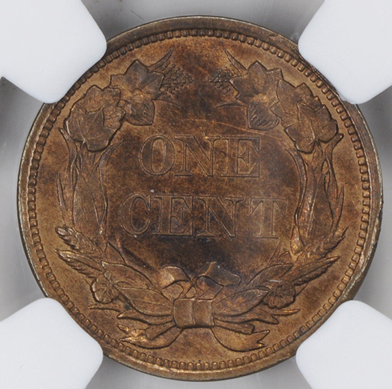 Picture of 1856 FLYING EAGLE 1C PR64