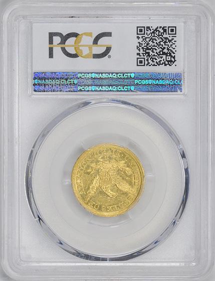 Picture of 1843-D LIBERTY $5, MEDIUM D MS61