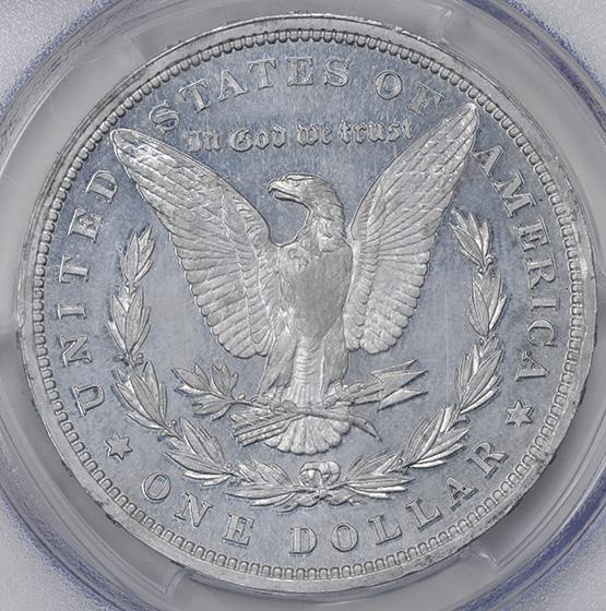 Picture of 1885 SNOWDEN S$1 J-1749 PR65