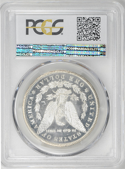 Picture of 1878-CC MORGAN S$1 MS65 Proof Like