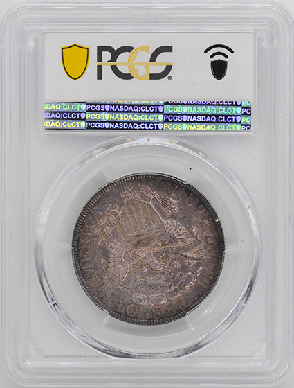 Picture of 1802 DRAPED BUST 50C AU55