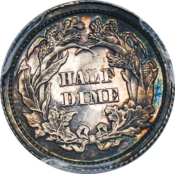 Picture of 1871 H10C J-1062 PR64