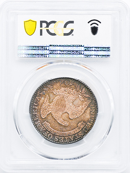 Picture of 1818 CAPPED BUST 50C MS65