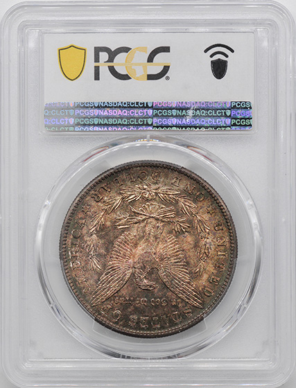 Picture of 1904-S MORGAN S$1 MS66