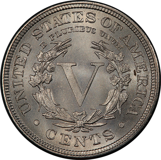 Picture of 1885 LIBERTY 5C MS67