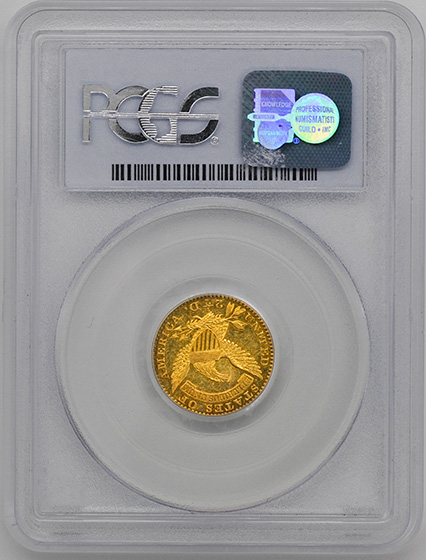 Picture of 1826/'5' CAPPED BUST $2.5 MS61