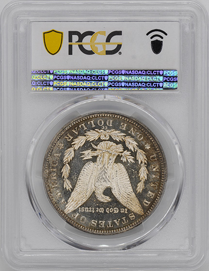 Picture of 1889-CC MORGAN S$1 MS63 Proof Like