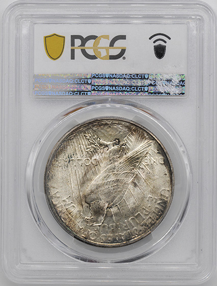 Picture of 1934-D PEACE $1 MS66+