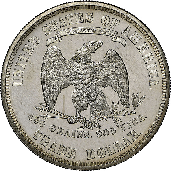 Picture of 1878 TRADE T$1 PR65 Deep Cameo