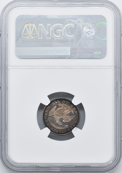 Picture of 1831 CAPPED BUST 10C PR65
